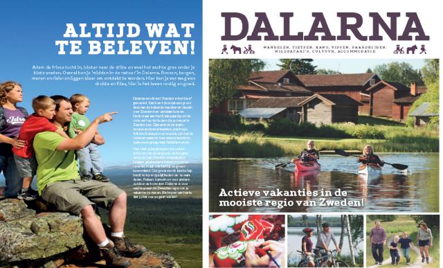 Dalarna website II